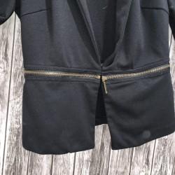 Black Women's Blazer Size Small