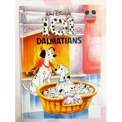 101 Dalmatians Children's Book