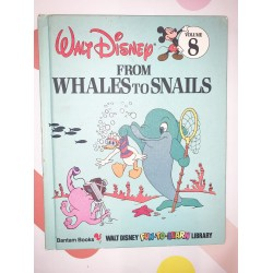 From Whales to Snails Children's Book Disney