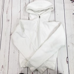 White Lululemon Athletic Hoodie