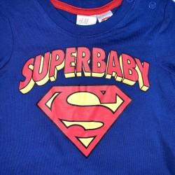 Super Baby Shirt Sz 4-6 Mo
