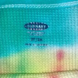 Toddler Size 2T Tie Dye Long Sleeve Shirt