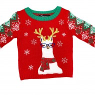 Toddler Christmas Sweater Sz 3T