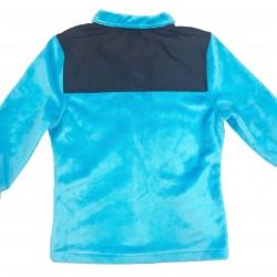 Blue and Black Fila Jacket Sz L (14)