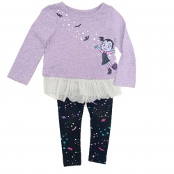 Vampirina Matching Top and Pants Sz 2T