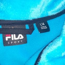 Blue and Black Jacket Sz L (14)