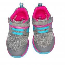 Girls Light Up Shoes Size 6