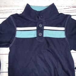 Boys Collared Long Sleeve Shirt Sz 7