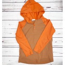 Boys Hoodie Long Sleeve Shirt Sz M (7/8)