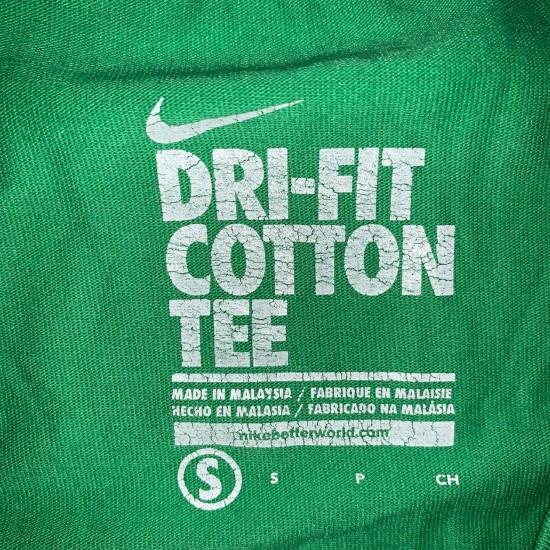 Volleyball Shirt Green Women's Size Small