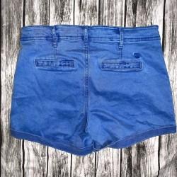 Girls Blue Abercrombie Kids Shorts Size 13/1