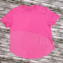Women's Pink Athletic Short Sleeve Top Sz XL/TG