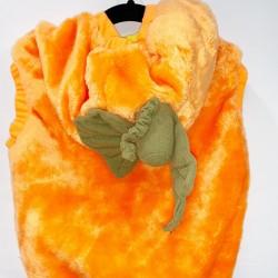 Toddler Pumpkin Costume Sz 12-24 Mo