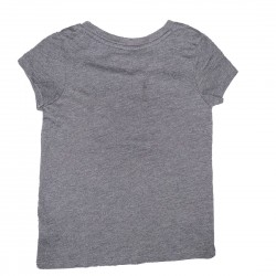 Birthday girl shirt in gray and pink 3T
