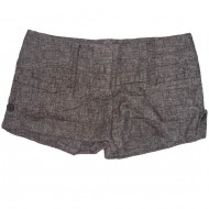 Brown Tweed Women's Shorts Size 3