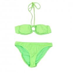 Green H&M Bikini 2 Piece Size Small