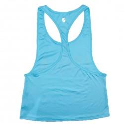 Blue Soffe Muscle Shirt Sz M