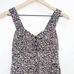 Black Floral Dress Ruby Rox Size 5
