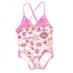 Girls One Piece Bathing Suit Sz 3/4