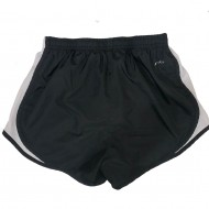 Nike Running Shorts Black and White Size Small