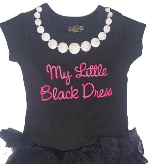 Little Black Dress Size 3T