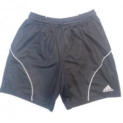 Boys Black Adidas Shorts Size M