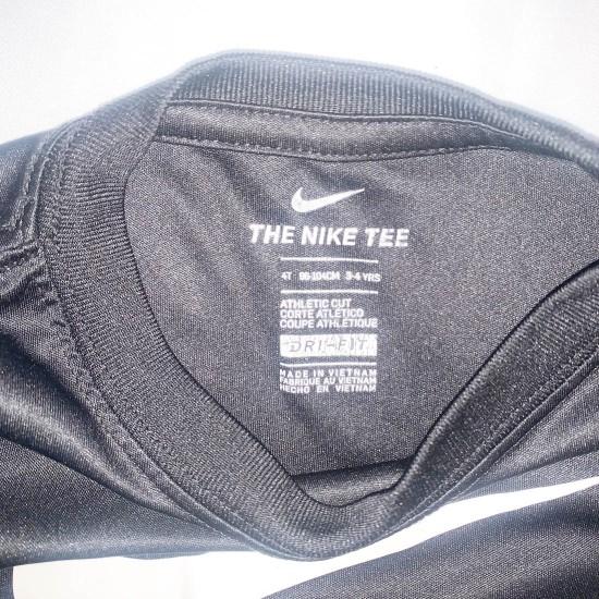 Black Nike Dri-Fit Shirt Sz 4T