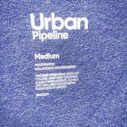 Urban Pipeline Blue Boys Polo Sz M