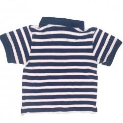 Boys Striped Polo Size 24 Months