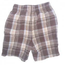 Boys Plaid Shorts Size 3T