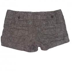 Brown Tweed Women's Shorts Size 3
