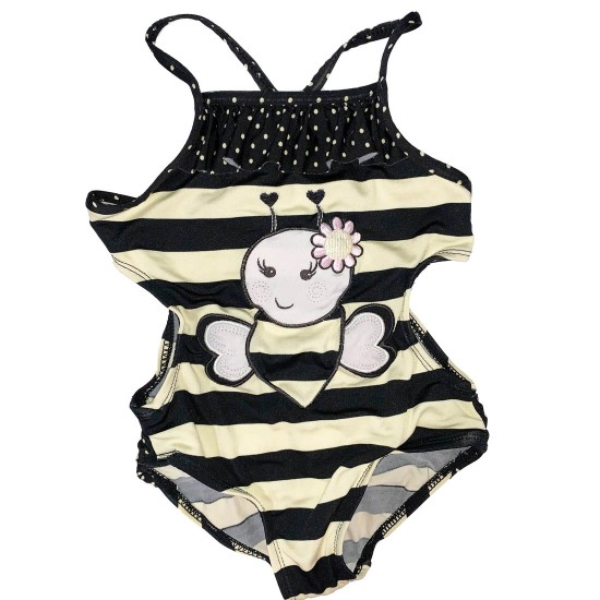 Bumble-Bee Toddler Swimming Suit Size 3T