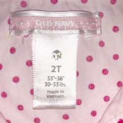 Girls Old Navy Button Down Size 2T