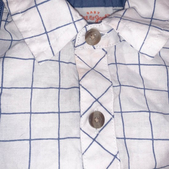 Cat and Jack Boys Outfit Sz 6-9M