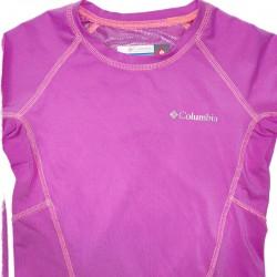 Columbia Omni Heat Girls Long Sleeve Top Sz M