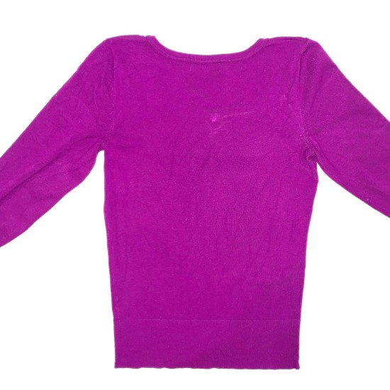 The Limited Purple Sweater Sz Small