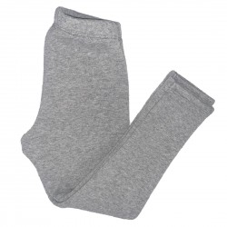 Gray Fleece Lined Leggings Sz 3T