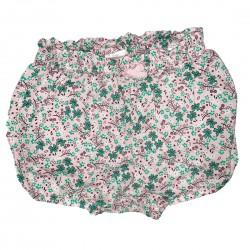 H&M Flower Shorts Sz 12-18M