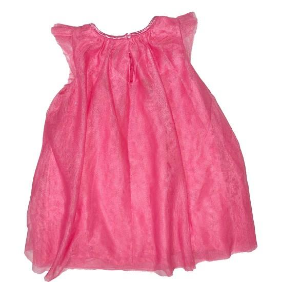 Pink Toddler Dress H&M Size 18M-2Y