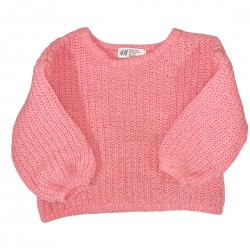 Toddler Sweater Coral Sz 1.5-2 Years