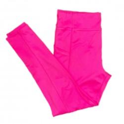 Girls Pink Athletic Bottoms Sz M (7-8)