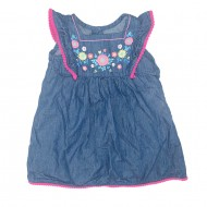Summer dress with flowers size 2T