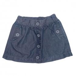 Denim Jean Skirt Size 4Y