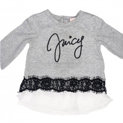 Toddler girls Juicy Couture Top Sz 18M