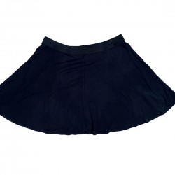 Michael Kors Navy Blue Skirt Sz L