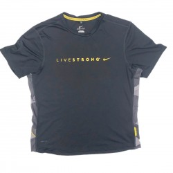 Nike Dri-Fit Livestrong Tee Size M