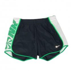 Womens Black and Green Nike Shorts Sz XS