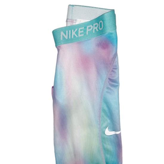 Nike Pro Girls Leggings Sz S
