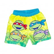 Ninja Turtle Swim Trunks Sz 24 Months
