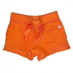 Girls Orange Shorts Sz 12M